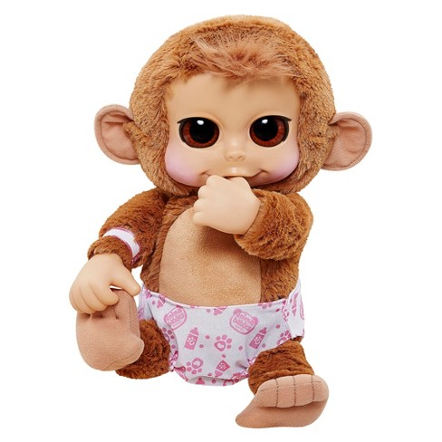 Animal Babies Deluxe Baby Chimp All Nursery