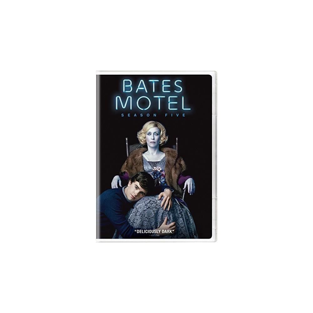 Bates Motel Season 5 Dvd