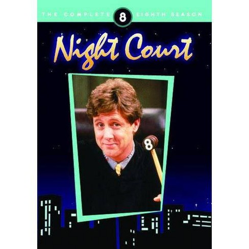 Night Court: The Complete Eighth Season (DVD) - image 1 of 1