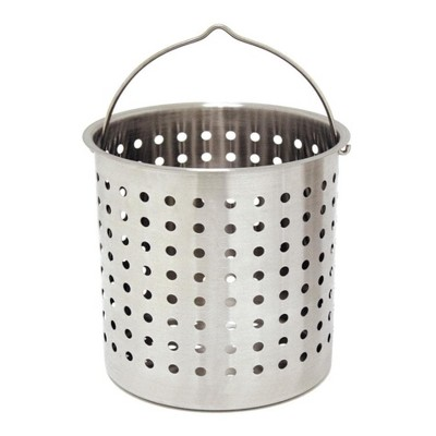 Bayou Classic  Baskets 122 Quart Perforated Stainless Steel Fry Basket B122