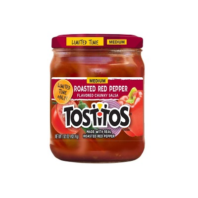 Salsas & Dips: Tostitos Chunky Salsa
