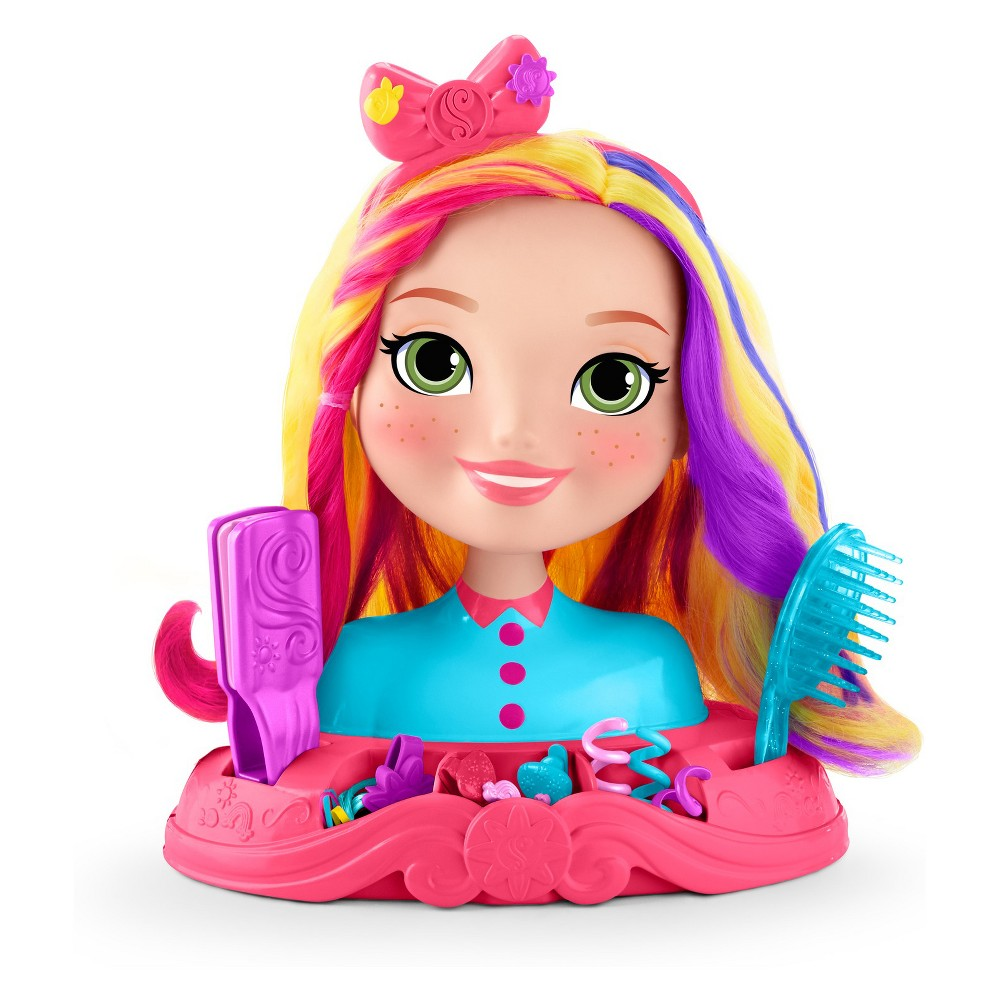 Fisher-Price Nickelodeon Sunny Day Sunny Styling Head