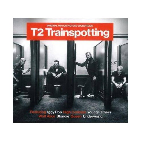 Various - T2 Trainspotting (OST) (CD) - image 1 of 1