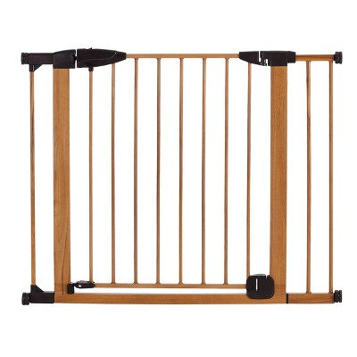 Toddleroo by North States Woodcraft Steel Auto Close Gate