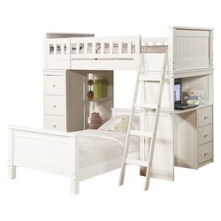 Astonishing Lars Kids Loft Bed With Twin Bed Wenge Twin Twin Acme Pdpeps Interior Chair Design Pdpepsorg