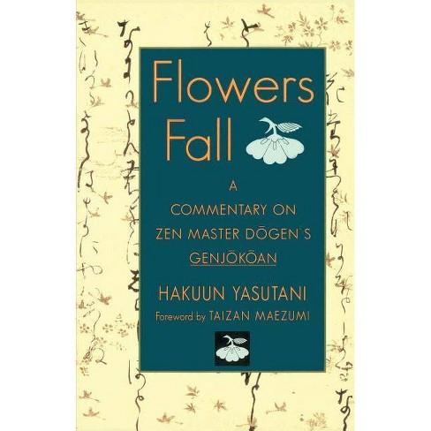 Flowers Fall - by  Hakuun Yasutani (Paperback) - image 1 of 1