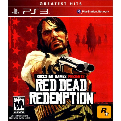 Red Dead Redemption PRE-OWNED PlayStation 3 - image 1 of 1
