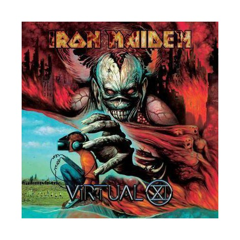 Iron Maiden - Virtual XI (Vinyl) - image 1 of 1