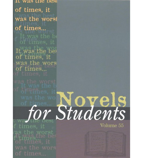 Novels for Students : Presenting Analysis, Context and Criticism on Commonly Studied Novels (Vol 55) - image 1 of 1