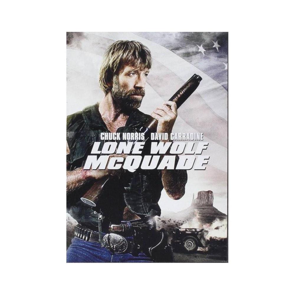 Lone Wolf Mcquade Dvd 2012