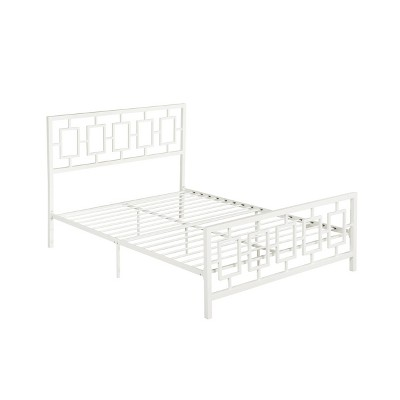 Claudia Modern Iron Platform Bed - Christopher Knight Home