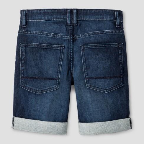 69aea30483b2 Boys  Jean Shorts - Cat   Jack™ Dark Blue. Shop ...
