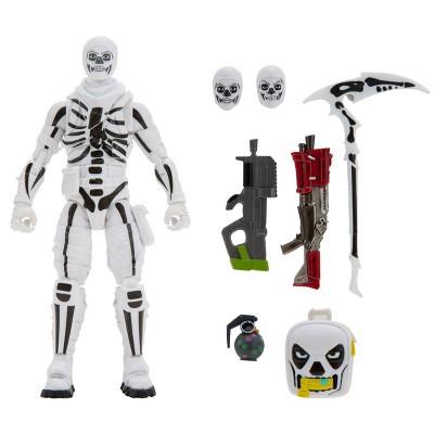 Fortnite - 1 Figure Pack Legendary Series Skull Trooper - Inverted