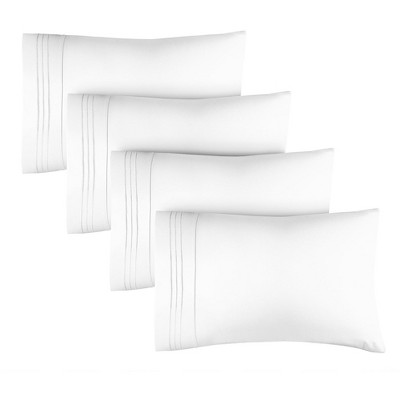 CGK Unlimited 4 Pillowcase Set
