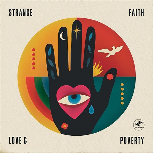 Strange faith - Love and poverty (CD) - image 1 of 1