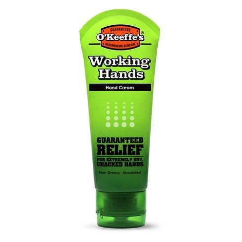 o keeffe s working hands hand cream 3 oz target