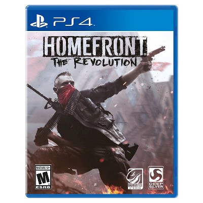 Homefront: The Revolution PlayStation 4