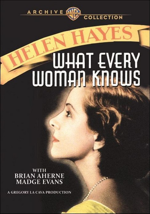 What every woman knows (DVD) - image 1 of 1