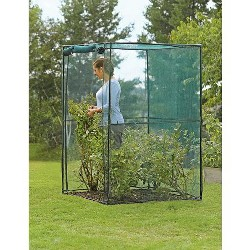 Crop Cage, 4 x 4 Plant Protection Tent - Gardener's Supply Company