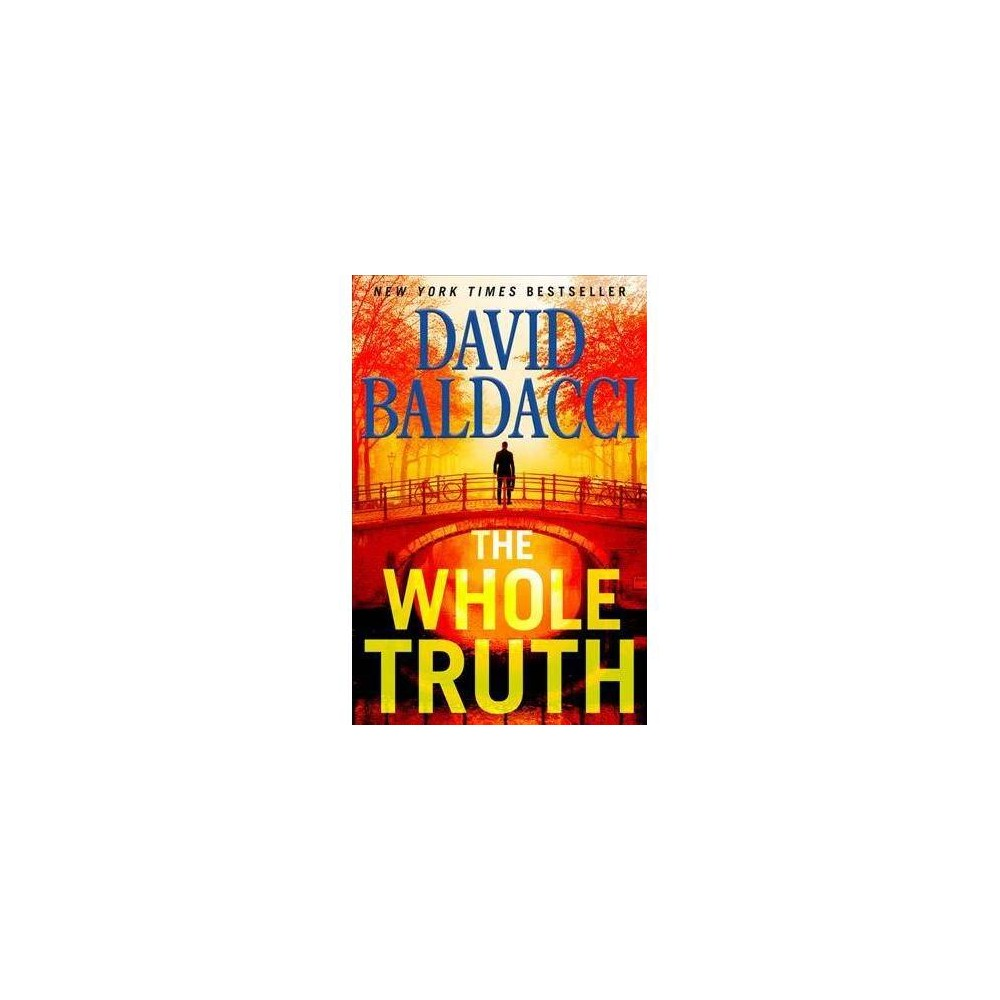Whole Truth - Reprint (Shaw) by David Baldacci (Paperback)
