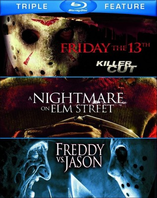 Friday the 13th/Nightmare on Elm Street/Freddy vs. Jason (Blu-ray)