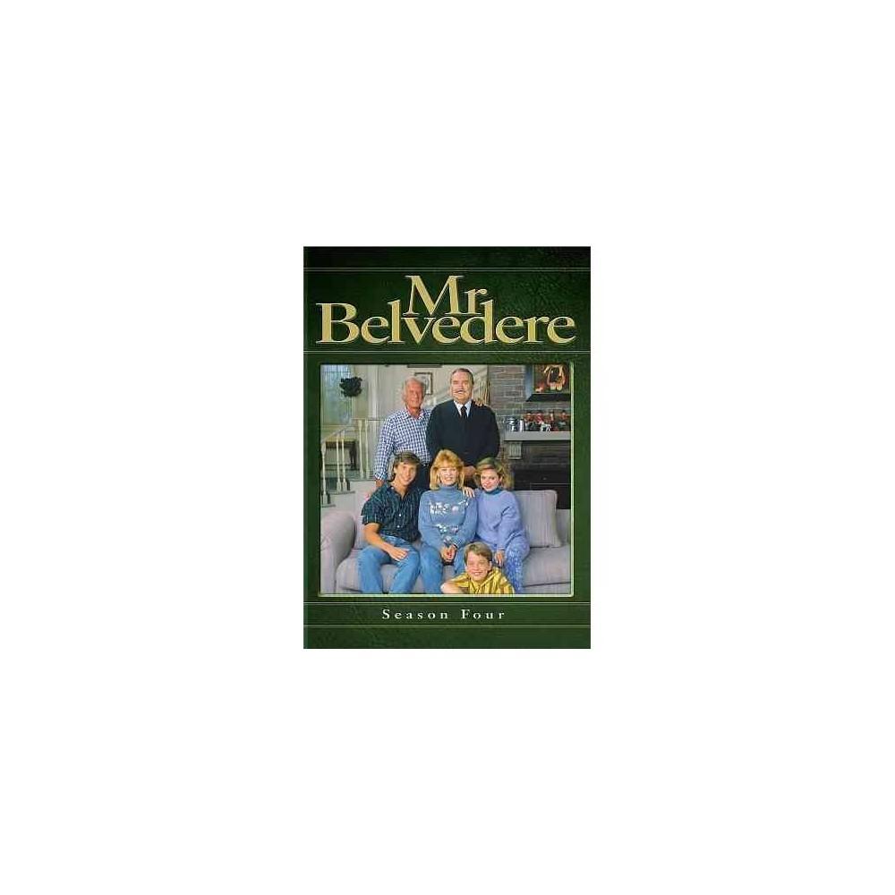 Mr. Belvedere:Season Four (Dvd)