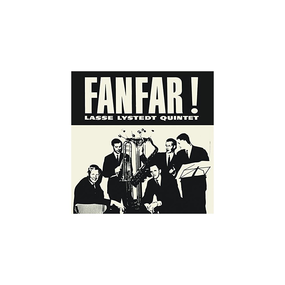 Lars Lystedt - Fanfar (Vinyl)