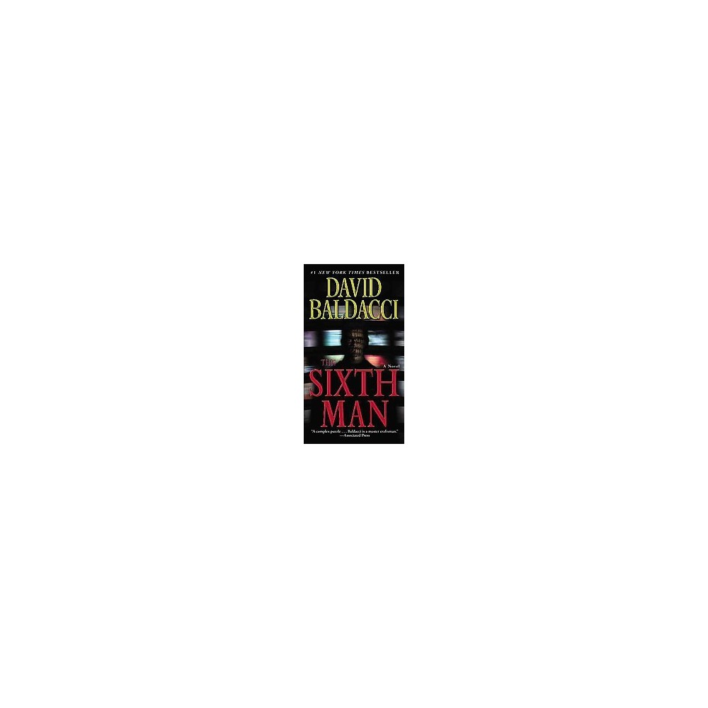 The Sixth Man (Paperback) by David Baldacci