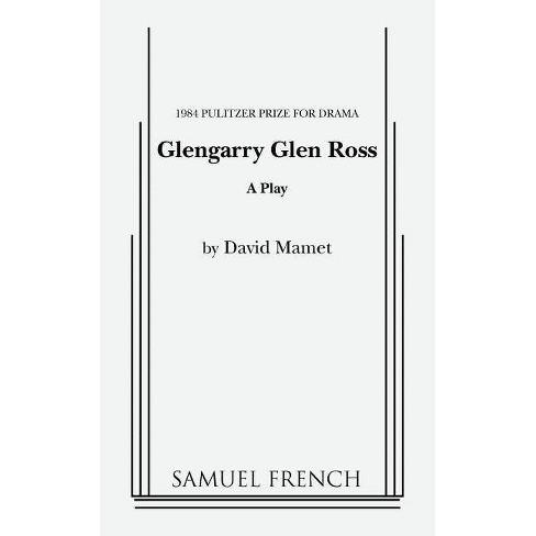 Glengarry Glen Ross - by  David Mamet (Paperback) - image 1 of 1