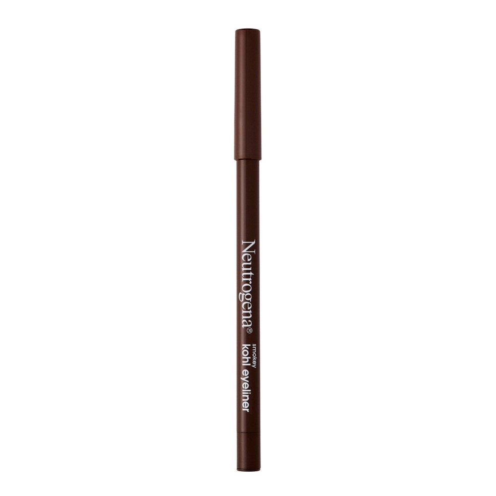 Neutrogena Smokey Kohl Water-Resistant Eyeliner - Dark Brown - 0.004oz, Dark Brown 30 Neutrogena Smokey Kohl Water-Resistant Eyeliner - Dark Brown - 0.004oz Color: Dark Brown 30.