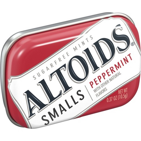 Altoids Smalls Peppermint Mint Candies - 50ct - image 1 of 4