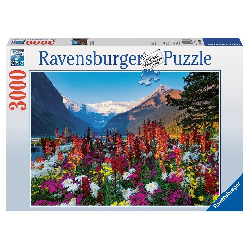 Flowery Mountains 3000pc Puzzle - image 1 of 2