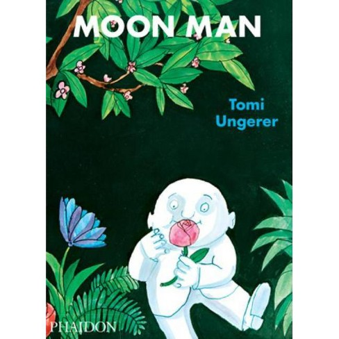 Moon Man - by  Tomi Ungerer (Hardcover) - image 1 of 1