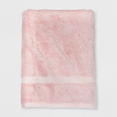 Perfectly Soft Solid Bath Towel Glazed Peach - Opalhouse™
