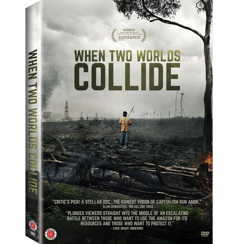 When Two Worlds Collide (DVD) - image 1 of 1