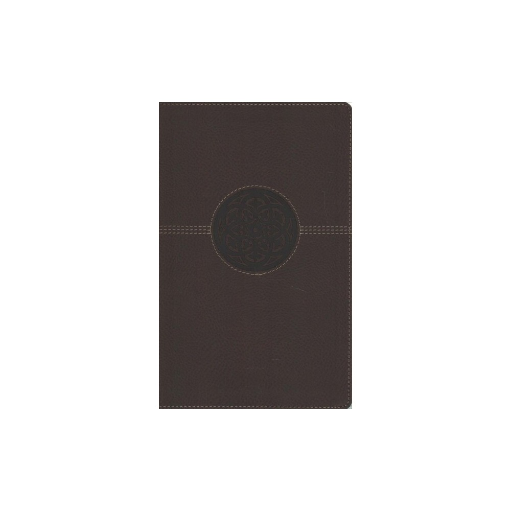 Holy Bible : New International Version, Brown, Leathersoft, Thinline Reference, Comfort Print