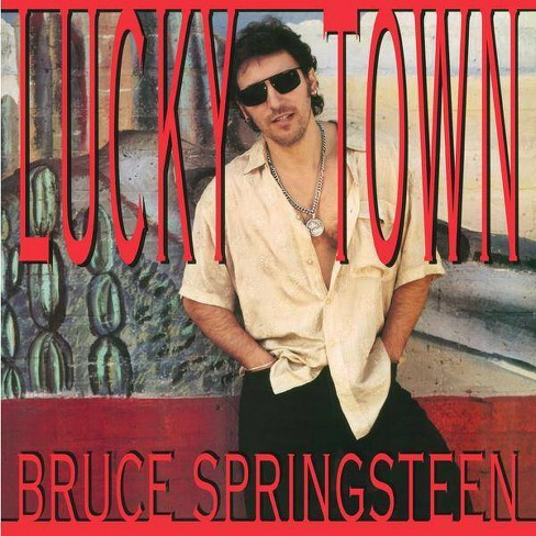 Bruce Springsteen - Lucky Town (Vinyl) - image 1 of 1