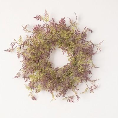 Sullivans Artificial Mini Wisteria Wreath