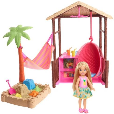 Barbie Chelsea Tiki Hut Playset - image 1 of 4