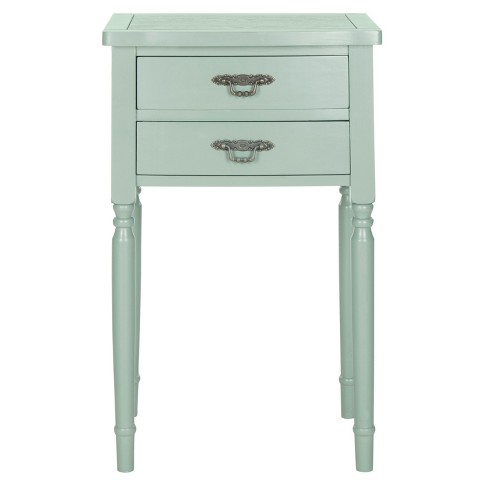Marilyn End Table Light Gray - Safavieh® - image 1 of 3