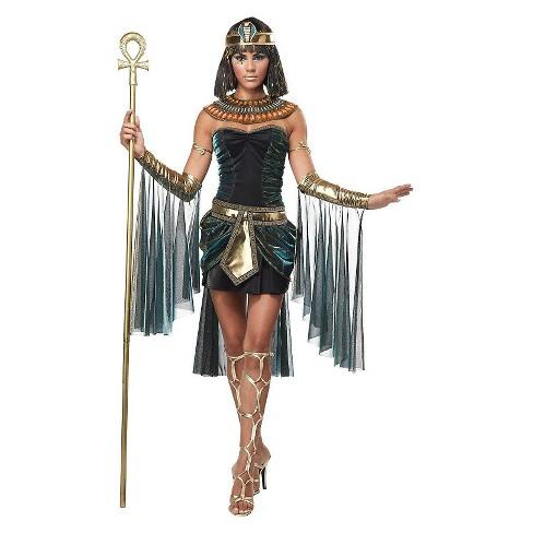 37689fd5b93b8 Women's Egyptian Goddess Costume : Target