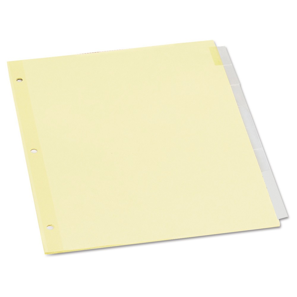 File Divider Buff, Filing Accessories