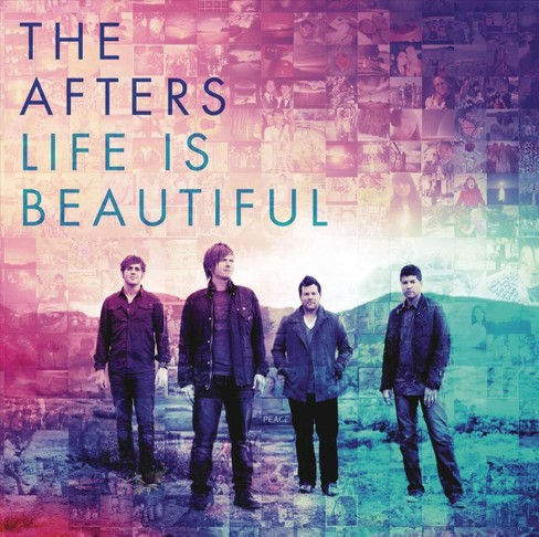 Afters - Life is beautiful (CD) - image 1 of 1