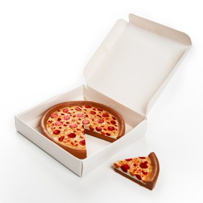 The Queen's Treasures Pizza Queen 18 In Doll Pepperoni Pizza With Pizza Box