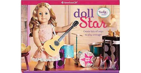 Doll Star : Create Lots of Ways to Play on Stage (Paperback) - image 1 of 1