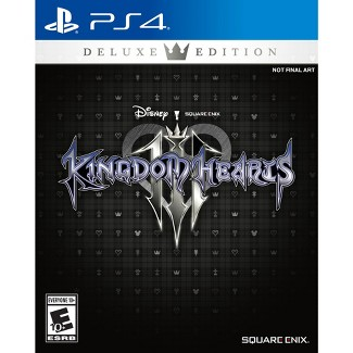 Kingdom Hearts III: Deluxe Edition - PlayStation 4
