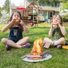 Melissa & Doug Let's Explore S'mores & More Campfire Play Set - image 2 of 4