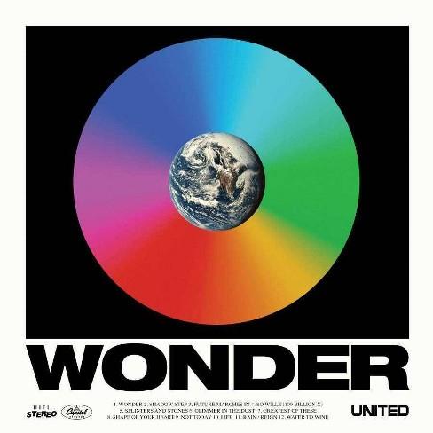 Hillsong UNITED - Wonder (CD) - image 1 of 1
