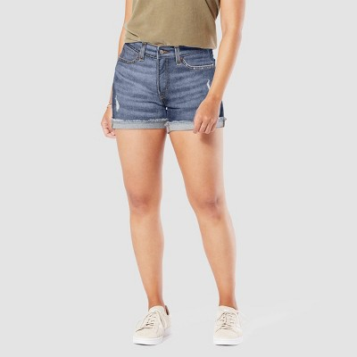 "DENIZEN® from Levi's® Women's High-Rise 3"" Jean Shorts"
