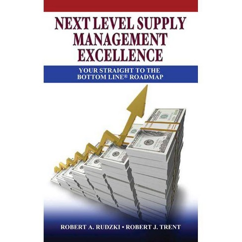 Next Level Supply Management Excellence - (Hardcover) - image 1 of 1